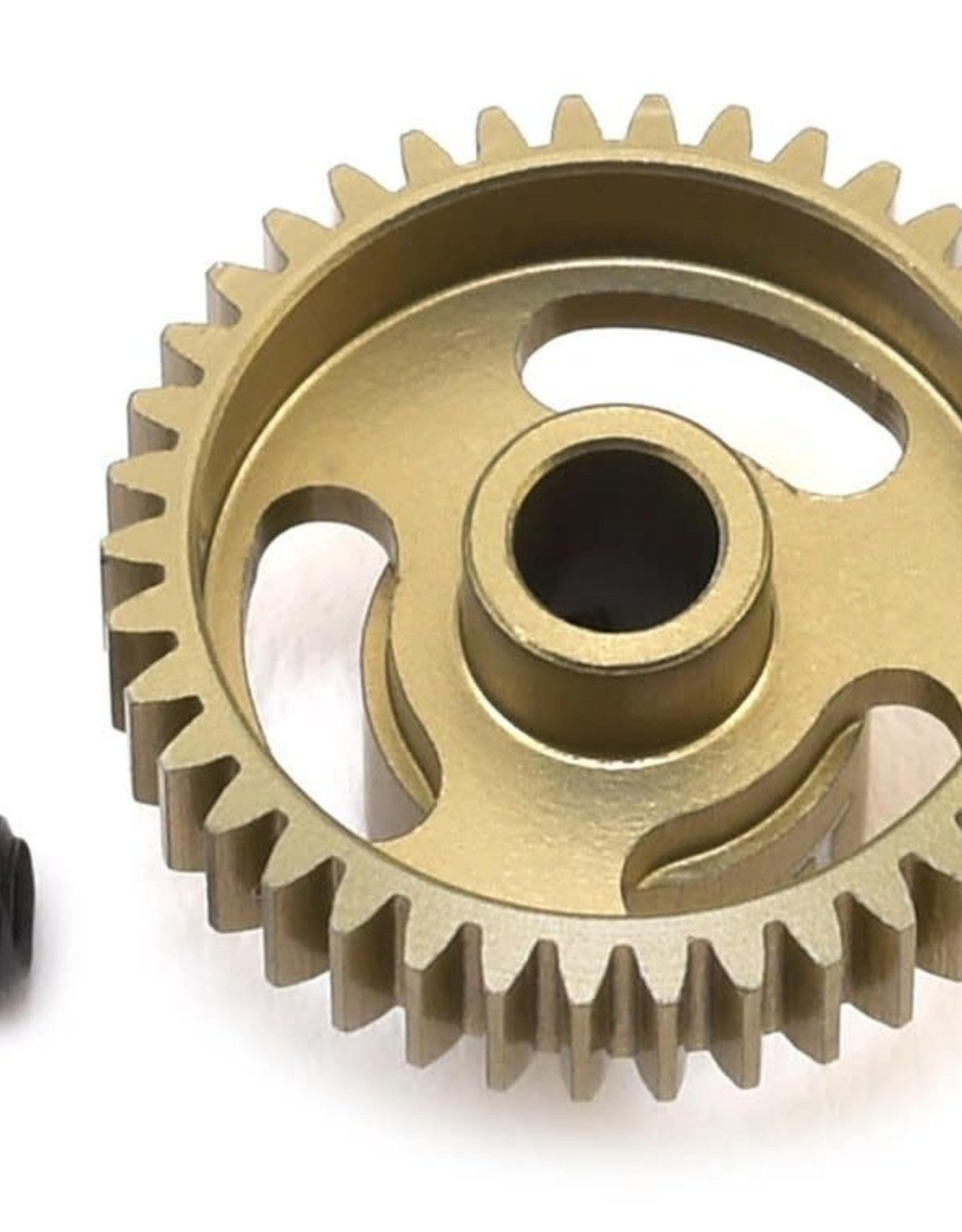 "CRC CRC ""Gold Standard"" 64P Aluminum Pinion Gear (38T)"