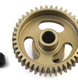 "CRC CRC ""Gold Standard"" 64P Aluminum Pinion Gear (42T)"
