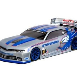 Protoform Protoform Chevy Camaro Z/28 Body (Clear) (190mm)