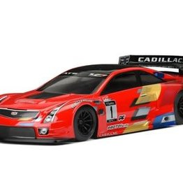 Protoform Protoform Cadillac ATS-V.R Touring Car Body (Clear) (200mm)