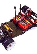 "CRC CRC Twenty5 ""CK25"" Carpet Knife 1/12 Pan Car Kit"
