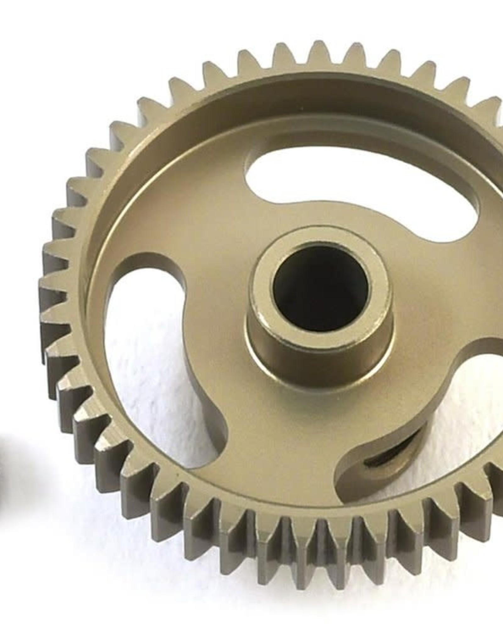 "CRC CRC ""Gold Standard"" 64P Aluminum Pinion Gear (45T)"