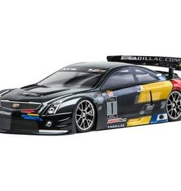 Protoform Protoform Cadillac ATS-V.R Touring Car Body (Clear) (190mm)