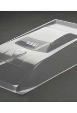 RJ Speed RJ Speed 200mm Dirt Oval Wedge Body (Clear)