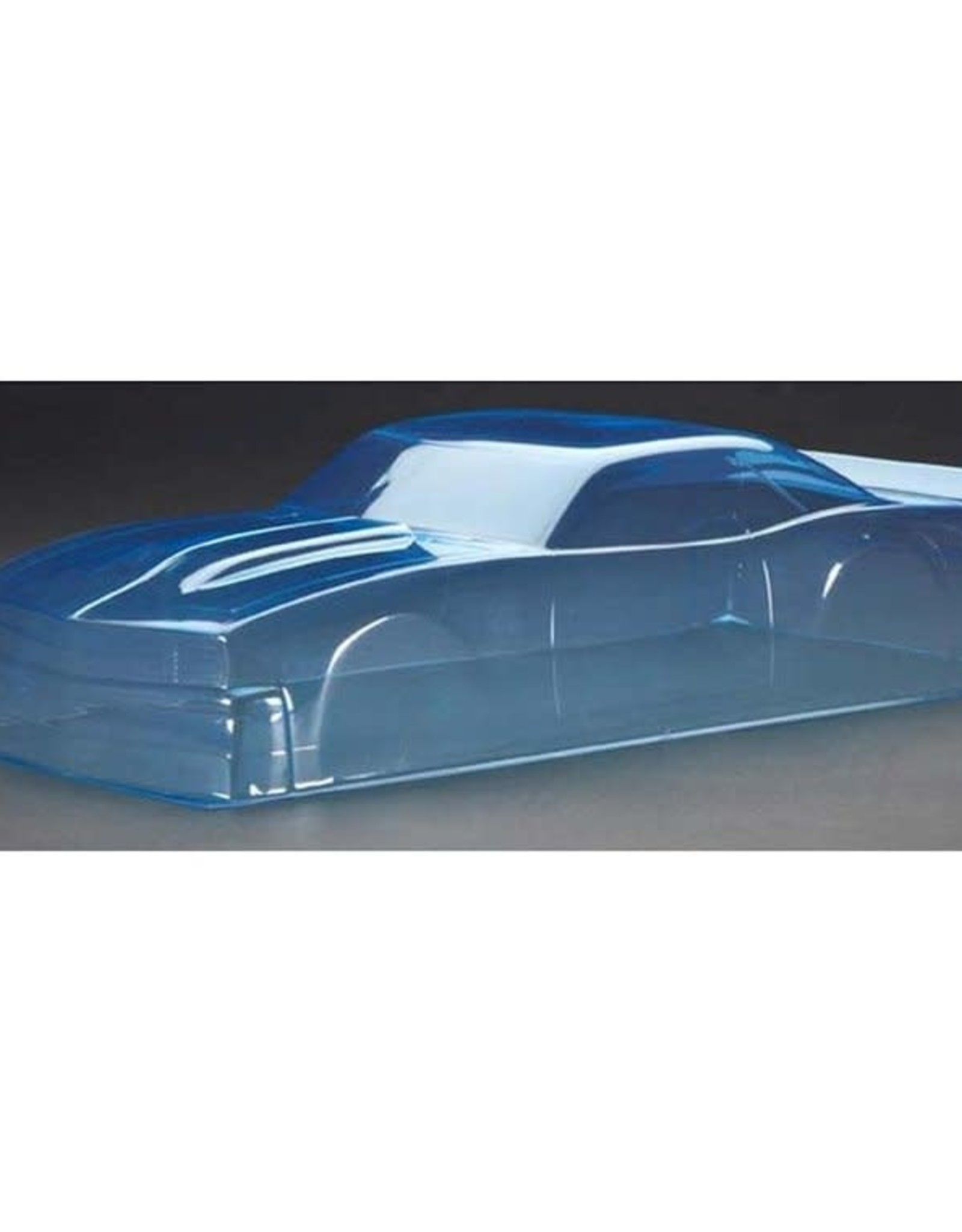 RJ Speed RJ Speed 1/10 68 SS Style Muscle Car Body (Clear) (200mm)