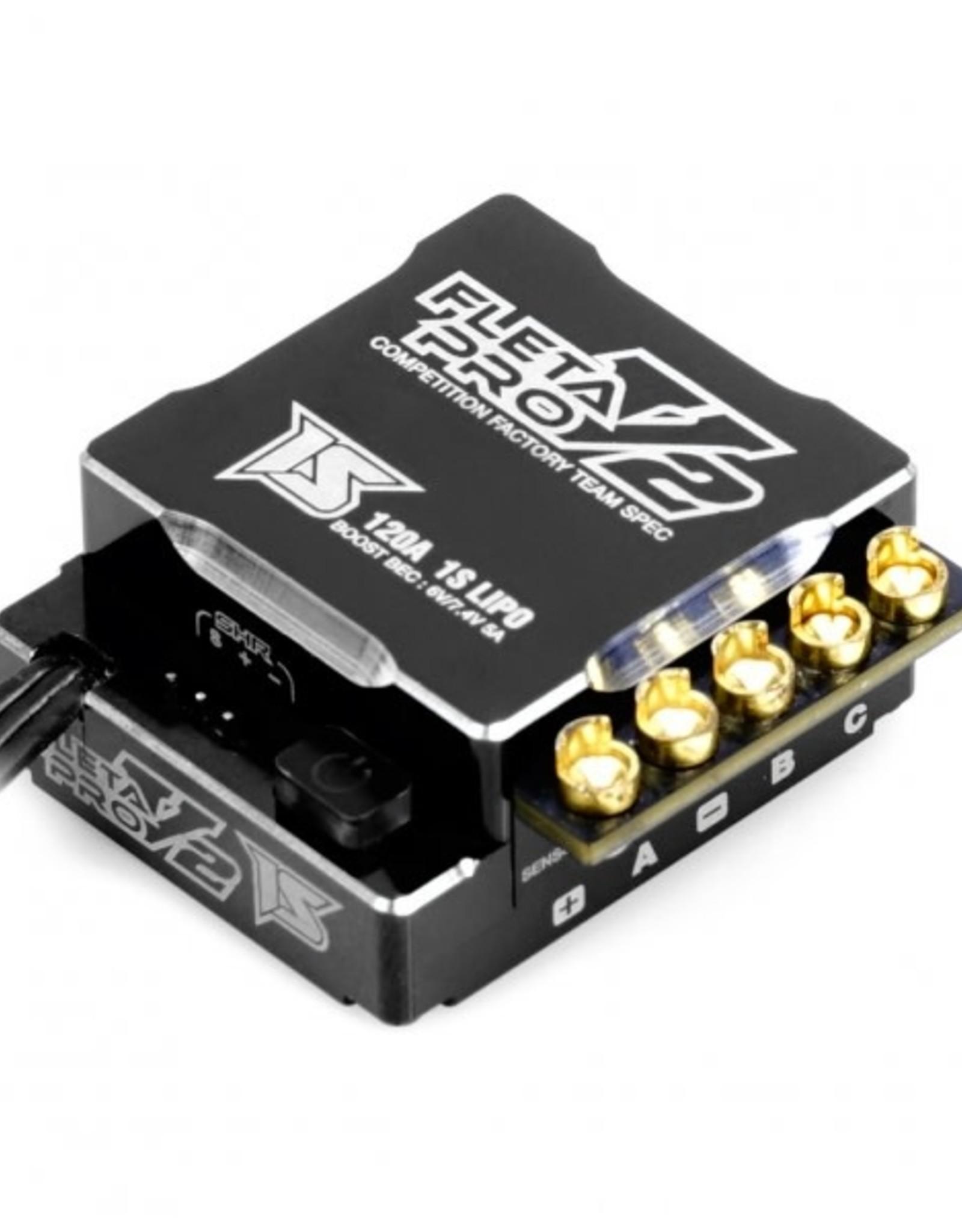 Muchmore Muchmore FLETA PRO V2 1S Brushless ESC Black