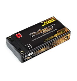 Muchmore DIABLO STOCK [Silicon Graphene] Max-Punch 7200mAh/3.7V 130C Hard Case (1/12 Racing)