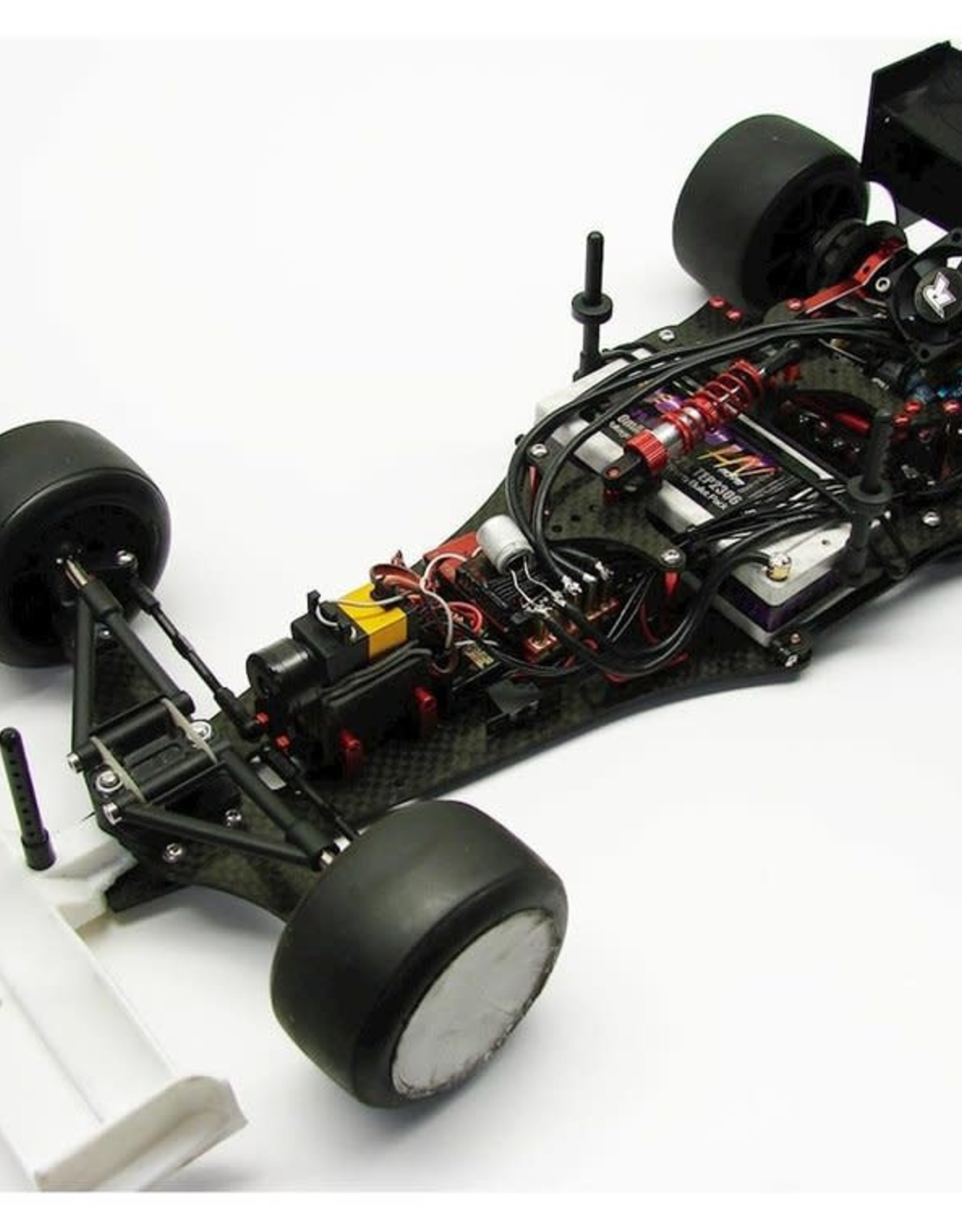 CRC CRC WTF1 DS 1/10 Competition F1 Chassis Kit