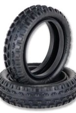 Raw Speed Incisor 2W Buggy Front Tire - Medium Compound   (Carpet) - no insert  100105M
