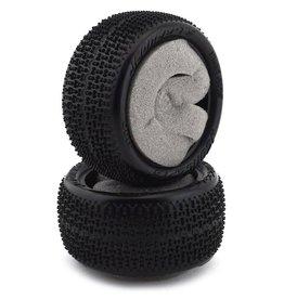 """JConcepts JConcepts Twin Pins Carpet 2.2"""" Rear Buggy Tires (2) (Pink) JCO3190-010"""