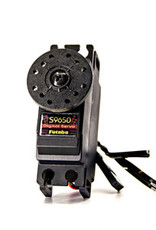 futaba S9650 Digital Mini Servo for Pan Car Vehicles .11sec/63oz @ 6V