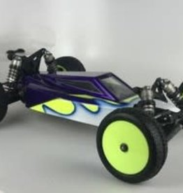 Raw Speed Prototype 1/10 Buggy Body TLR 22 4.0/5.0 (Lightweight) RWS780201LW