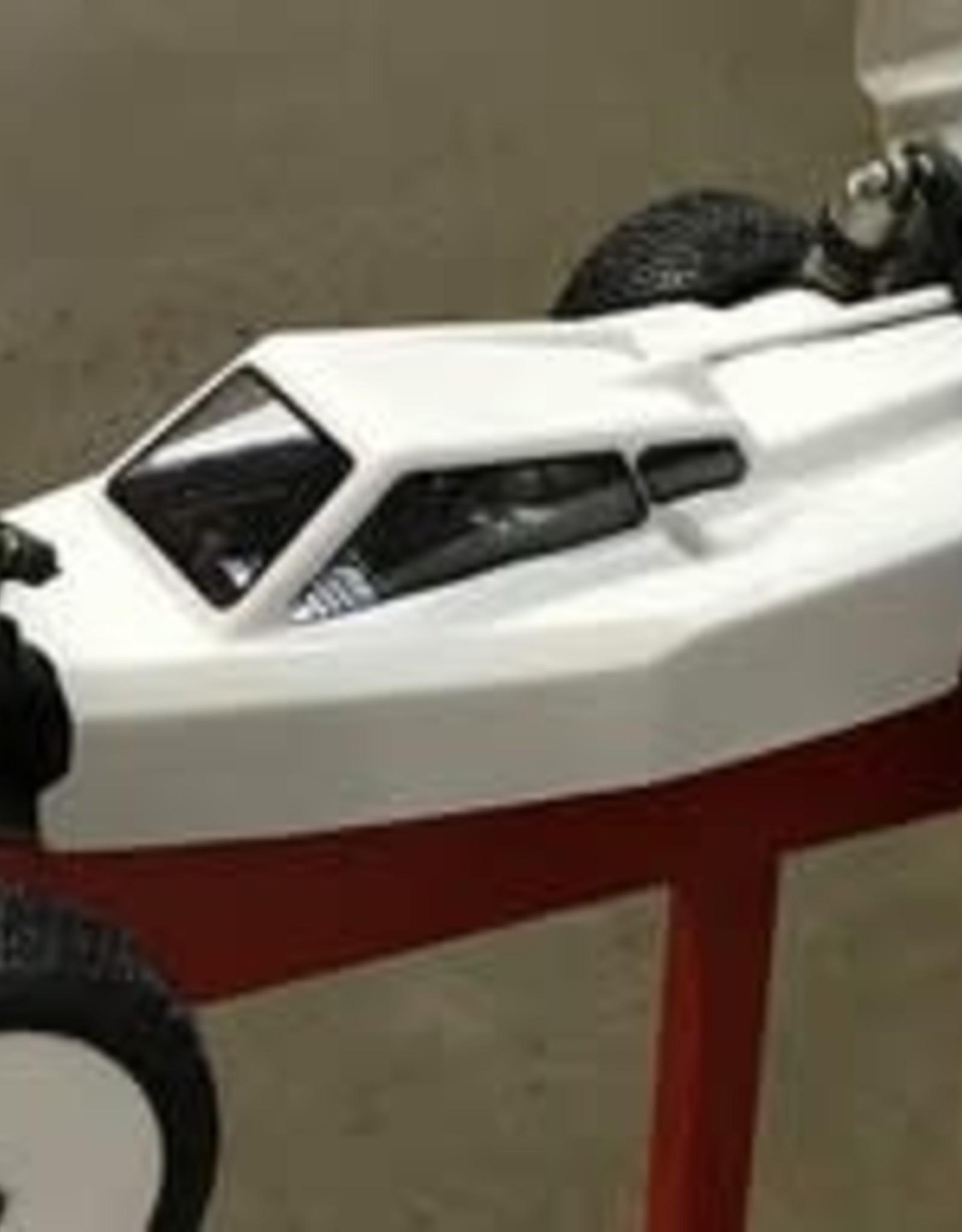 Raw Speed Nitehawk 1/10 Buggy Body TLR 22 4.0/5.0 (Lightweight)  RWS780202LW