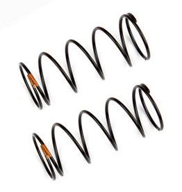 Associated Front Shock Springs, Orange, 5.10 lb/in, for B6.1 (44mm)