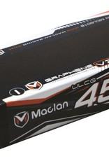 Maclan Racing Graphene V3 High Voltage ULCG 4500 mAh (7.6V) Shorty Battery