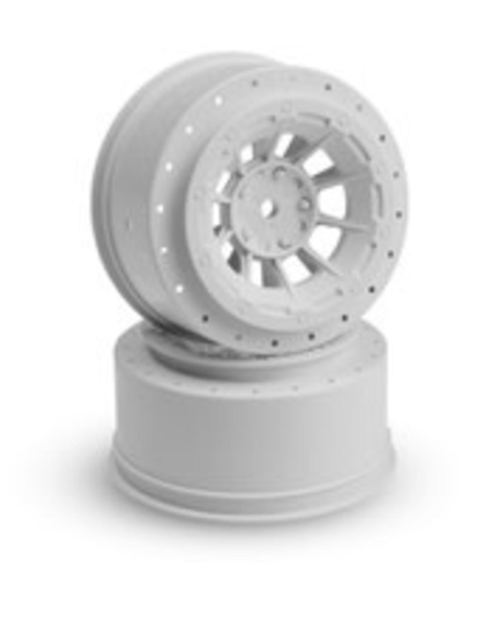 Hazard - Losi SCT-E Wheel - White - 2pc.