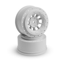 Hazard - Losi SCT-E Wheel - White - 2pc.