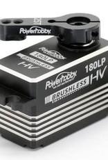 Power Hobby 180LP Low Profile High Speed Brushless Digital High Voltage Servo