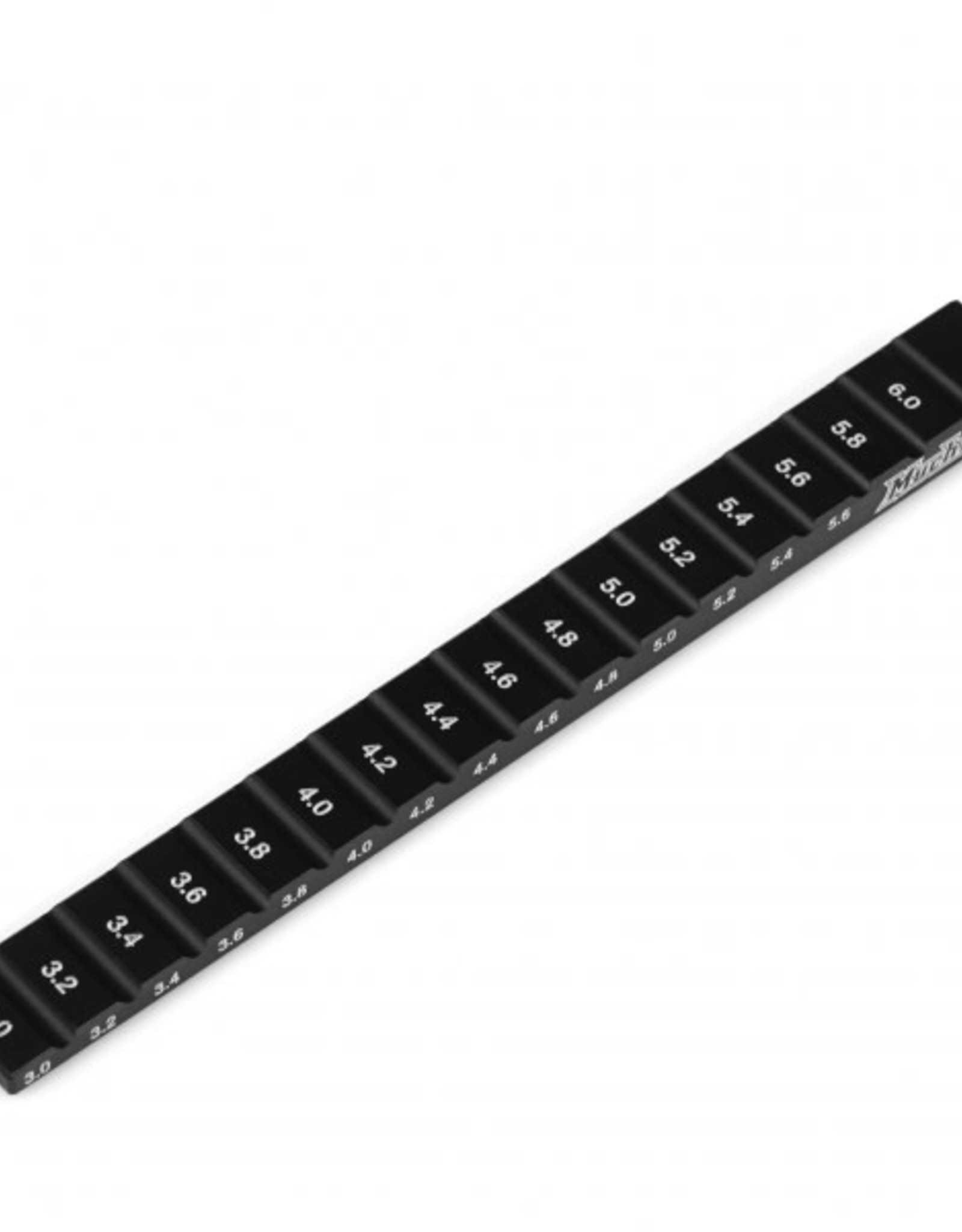 Muchmore Muchmore Perfect 0.2mm Step Ride Height Guage
