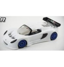 "mon-tech Mon-Tech Racing LTS-GT Superlight ""La Leggera"" 1/12th scale body shell"