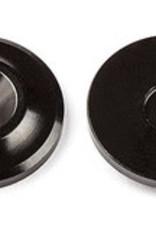 Associated Factory Team Wing Buttons, Black