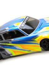 Exotek Stuttgart M-Chassis Scale Race Body, for 225mm Wheelbase Mini Cars