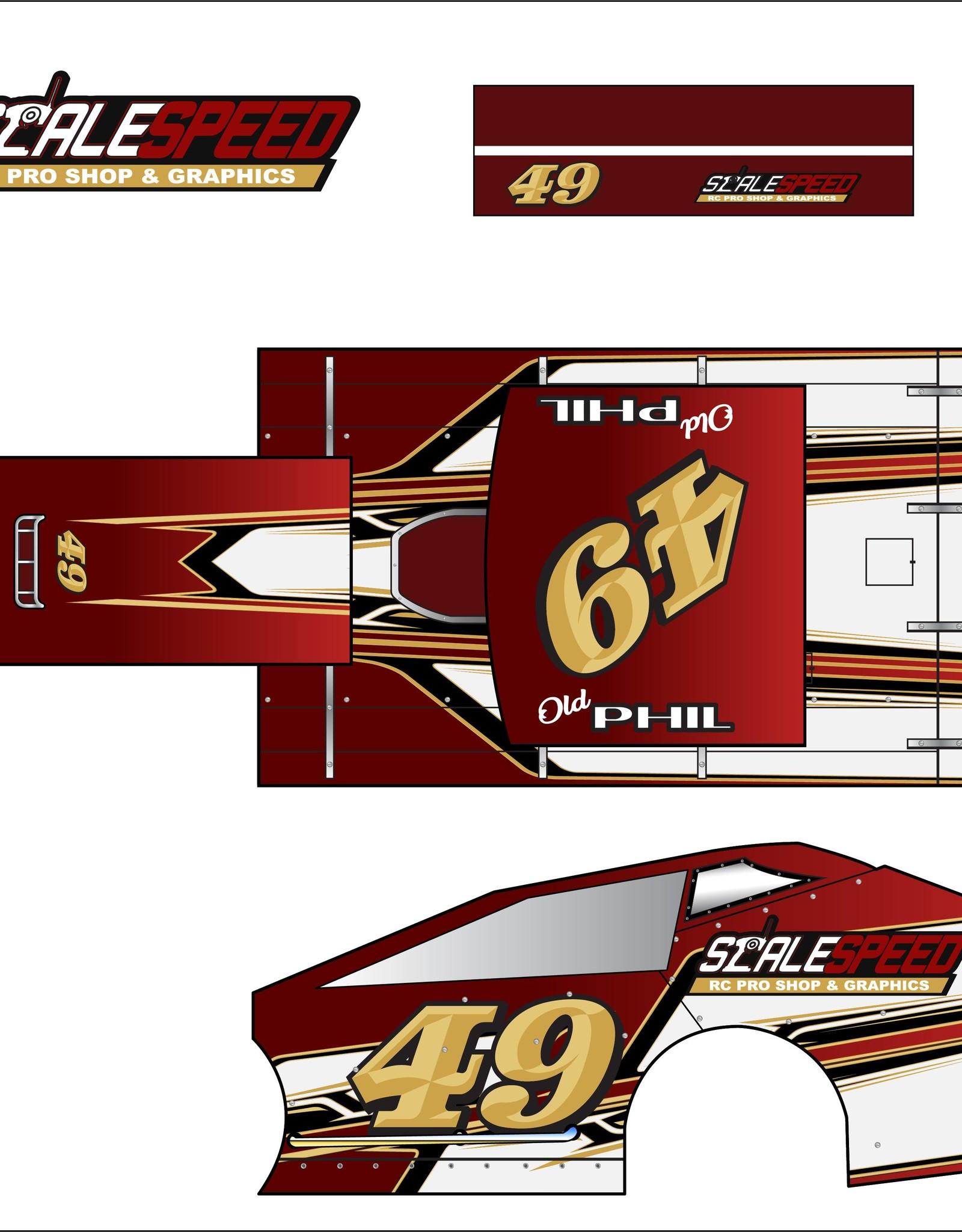 Scale Speed MudBoss Wrap - Style SS