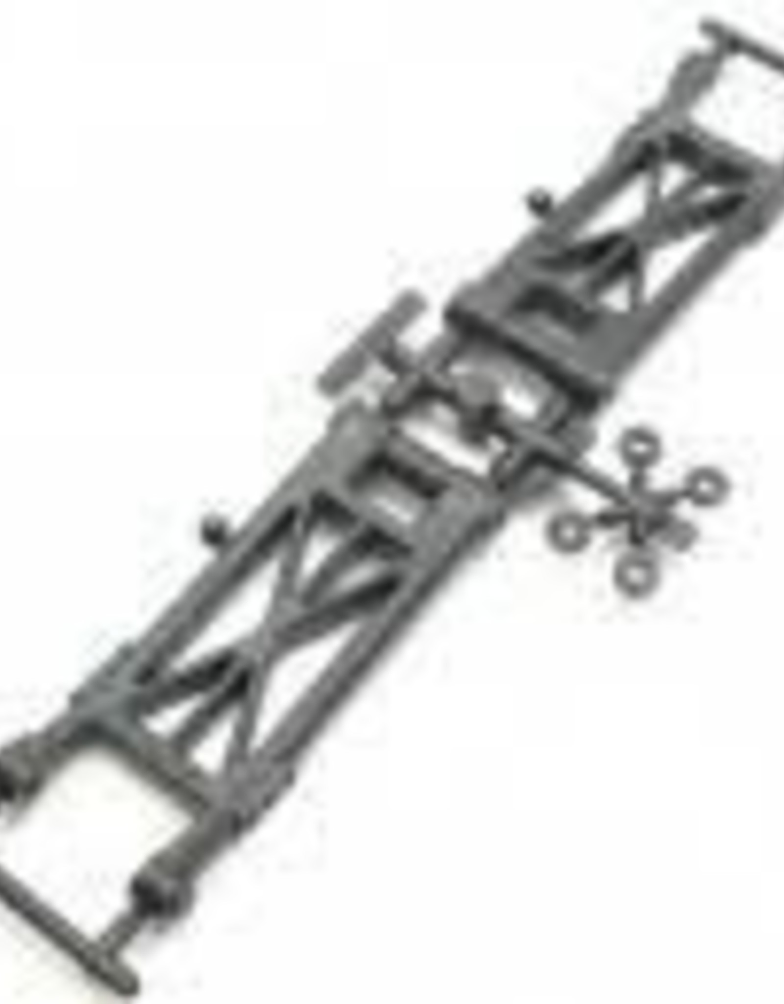 Sworkz S12-2 RR Lower Arm Set in Pro-Composite Material (Hard)