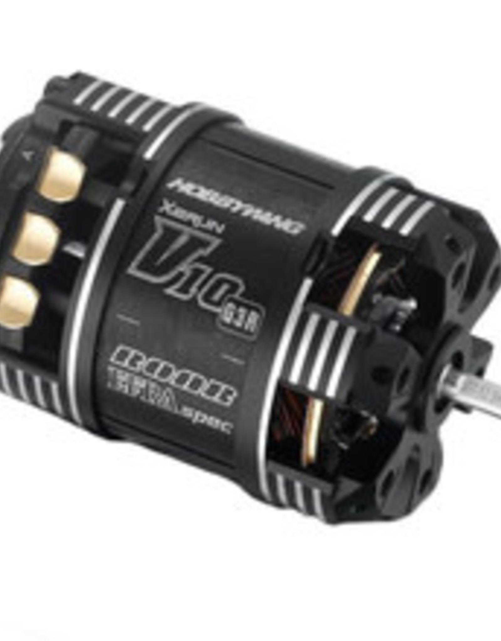 HobbyWing XeRun V10 G3R 13.5T Sensored Brushless Motor