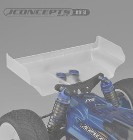 "JConcepts JConcepts ""Aero"" S-Type 7"" Rear Wing (2)"