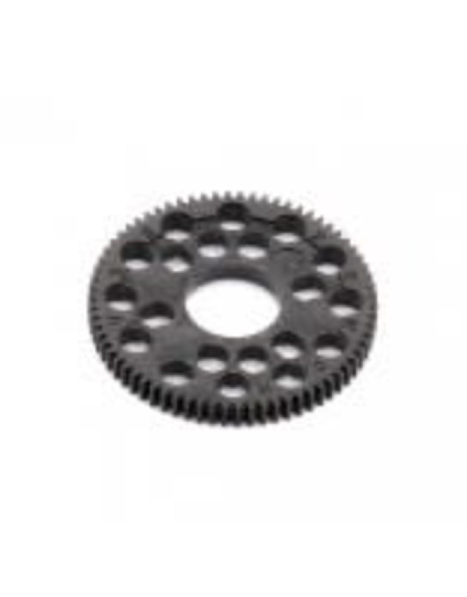 Roche DD 64 Pitch 72T Spur Gear, Black