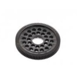 Roche DD 64 Pitch 88T Spur Gear, Black
