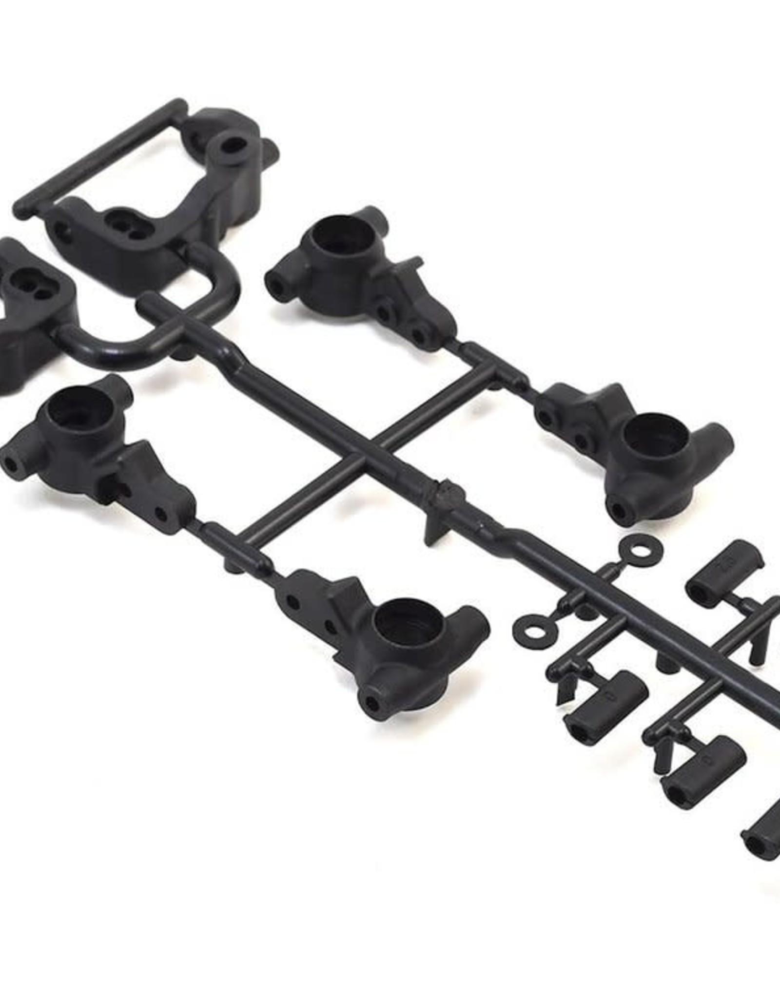 Associated Team Associated B6.1/B6.1D Caster & Steering Block Set