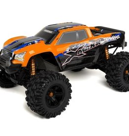 TRAXXAS Traxxas X-Maxx 8S 4WD Brushless RTR Monster Truck (Orange) w/2.4GHz TQi Radio & TSM