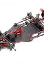 Roche Rapide P12 Evo USA SPEC 1/12 Competition Car Kit