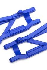 TRAXXAS SUSPENSION ARMS REAR HD BLUE