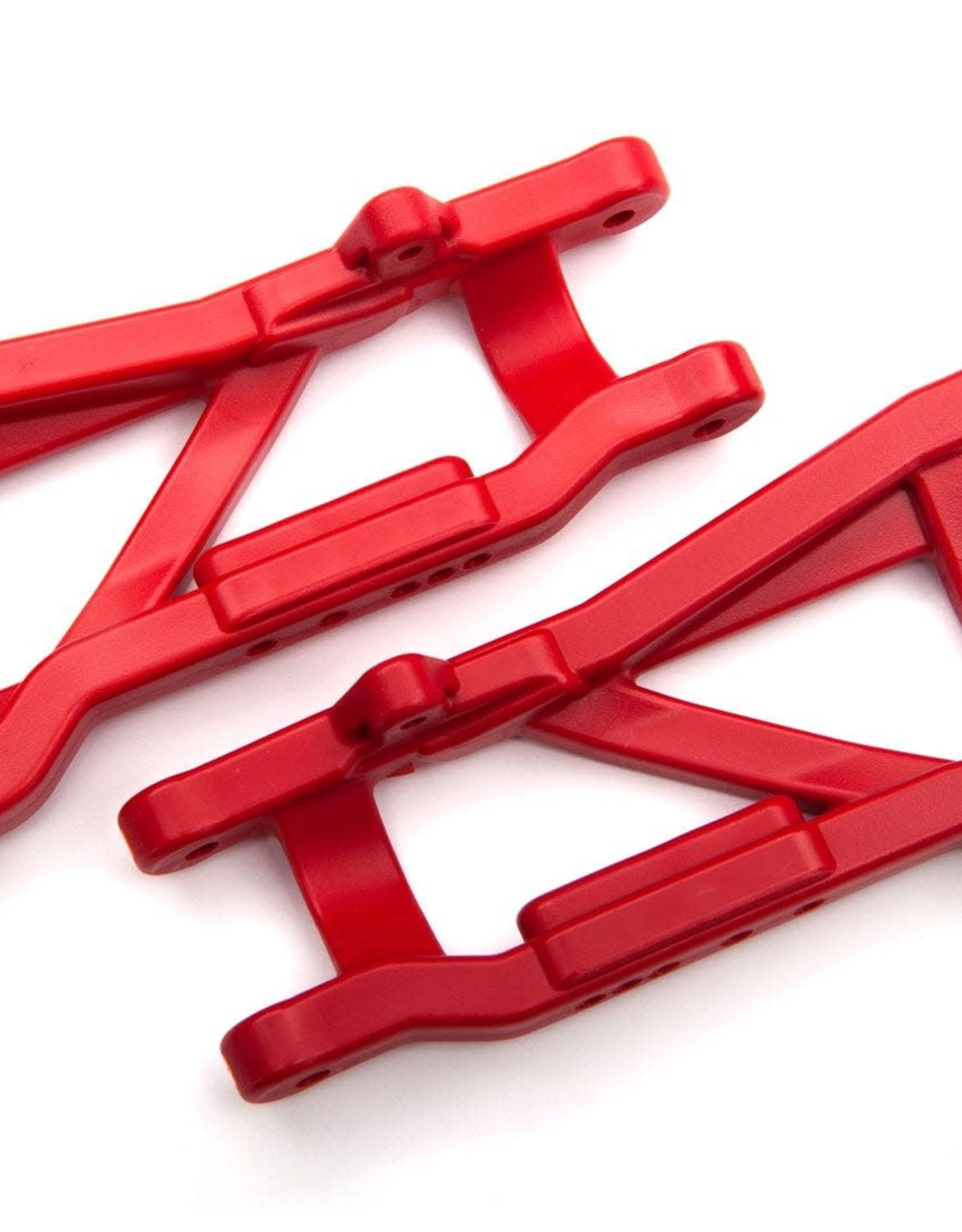 TRAXXAS SUSPENSION ARMS REAR HD RED