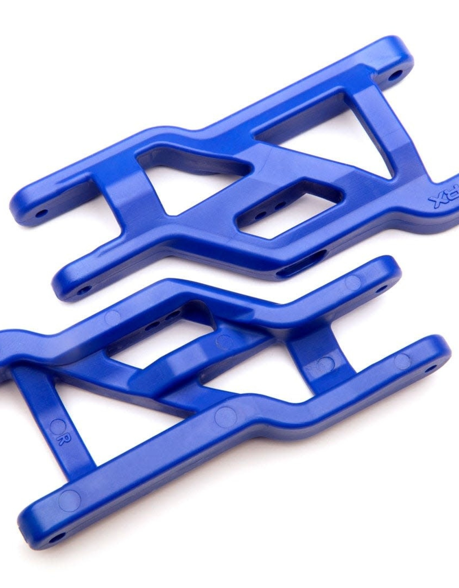 TRAXXAS SUSPENSION ARMS FRONT HD BLUE
