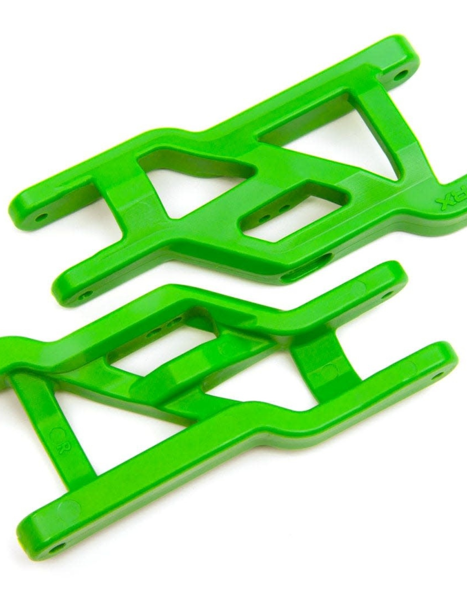 TRAXXAS SUSPENSION ARMS FRONT HD GREEN