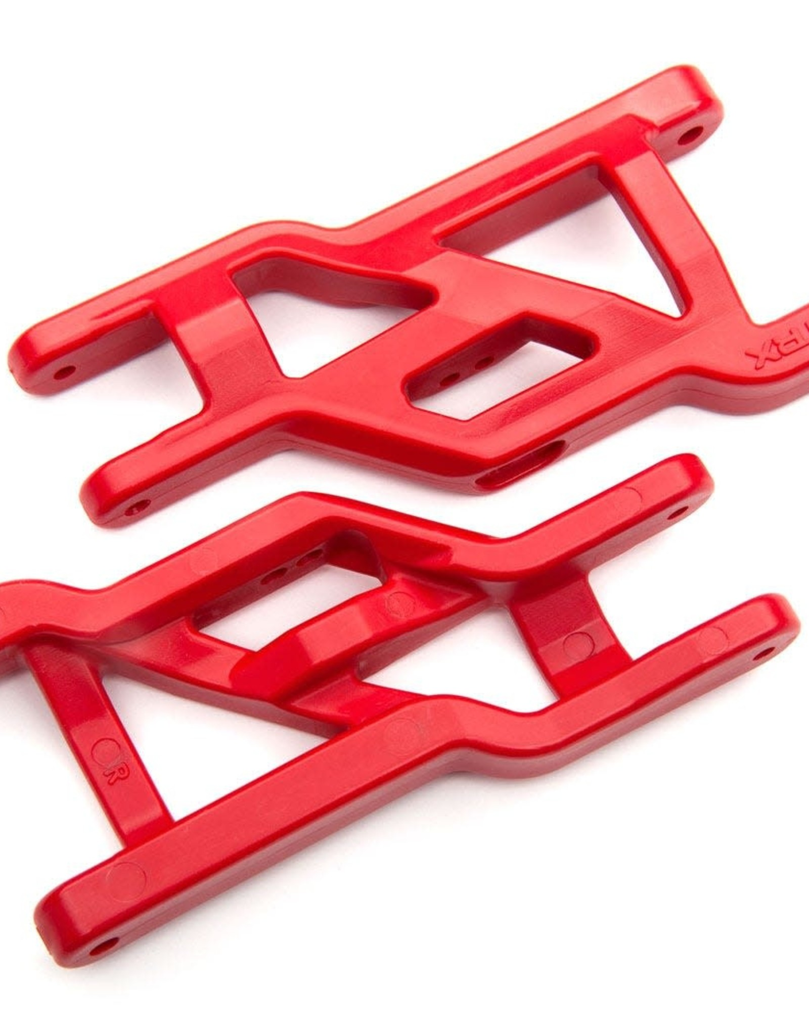 TRAXXAS SUSPENSION ARMS FRONT HD RED