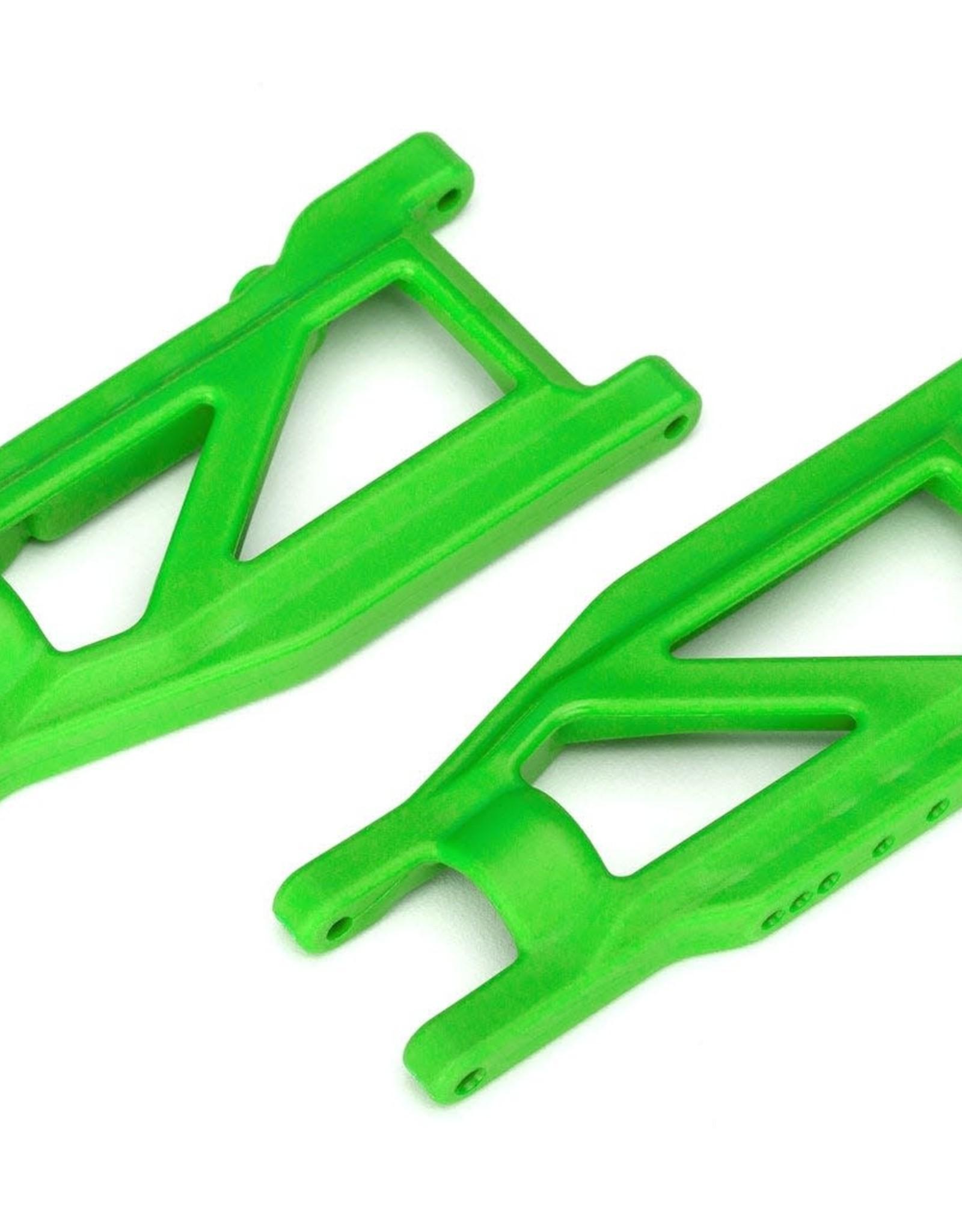 TRAXXAS SUSPENSION ARMS HD COLD GREEN