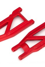 TRAXXAS SUSPENSION ARMS HD COLD RED