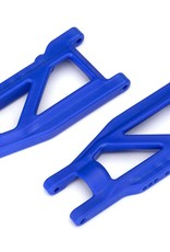 TRAXXAS SUSPENSION ARMS HD COLD BLUE