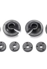 TRAXXAS SPRNG RETAINERS/PISTONS(STAMPE