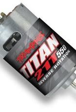 TRAXXAS MOTOR TITAN 550 21-TURN RVRSD