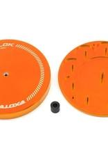 Exotek Exotek G.LOK Gear Locker Pinion & Spur Gear Case w/Parts Tray (Orange)