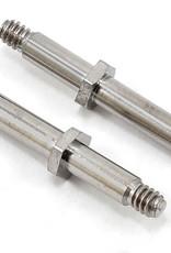 CRC CRC Titanium Pro Strut Front Axle Set (2)