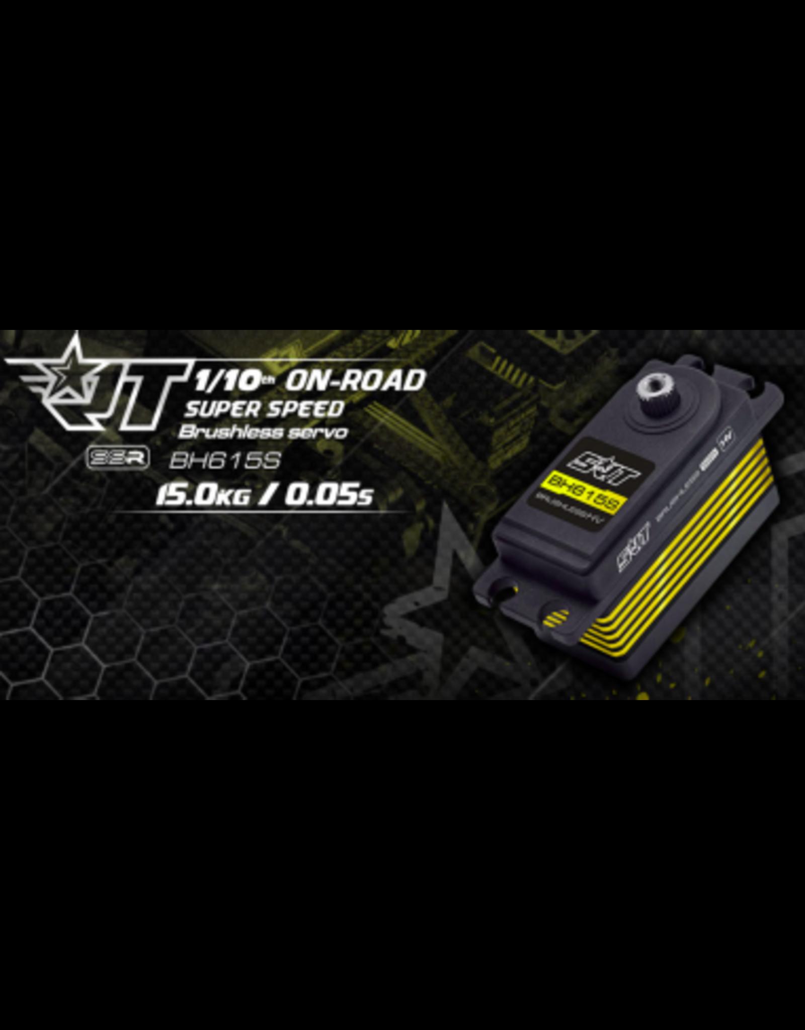SRT SRT BH615S Low Profile 1/10th Scale HV High Speed/High Torque Brushless Servo