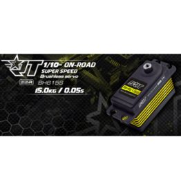 SRT SRT BH615S Low Profile 1/10th Scale HV High Speed/High Torque Brushless Servo