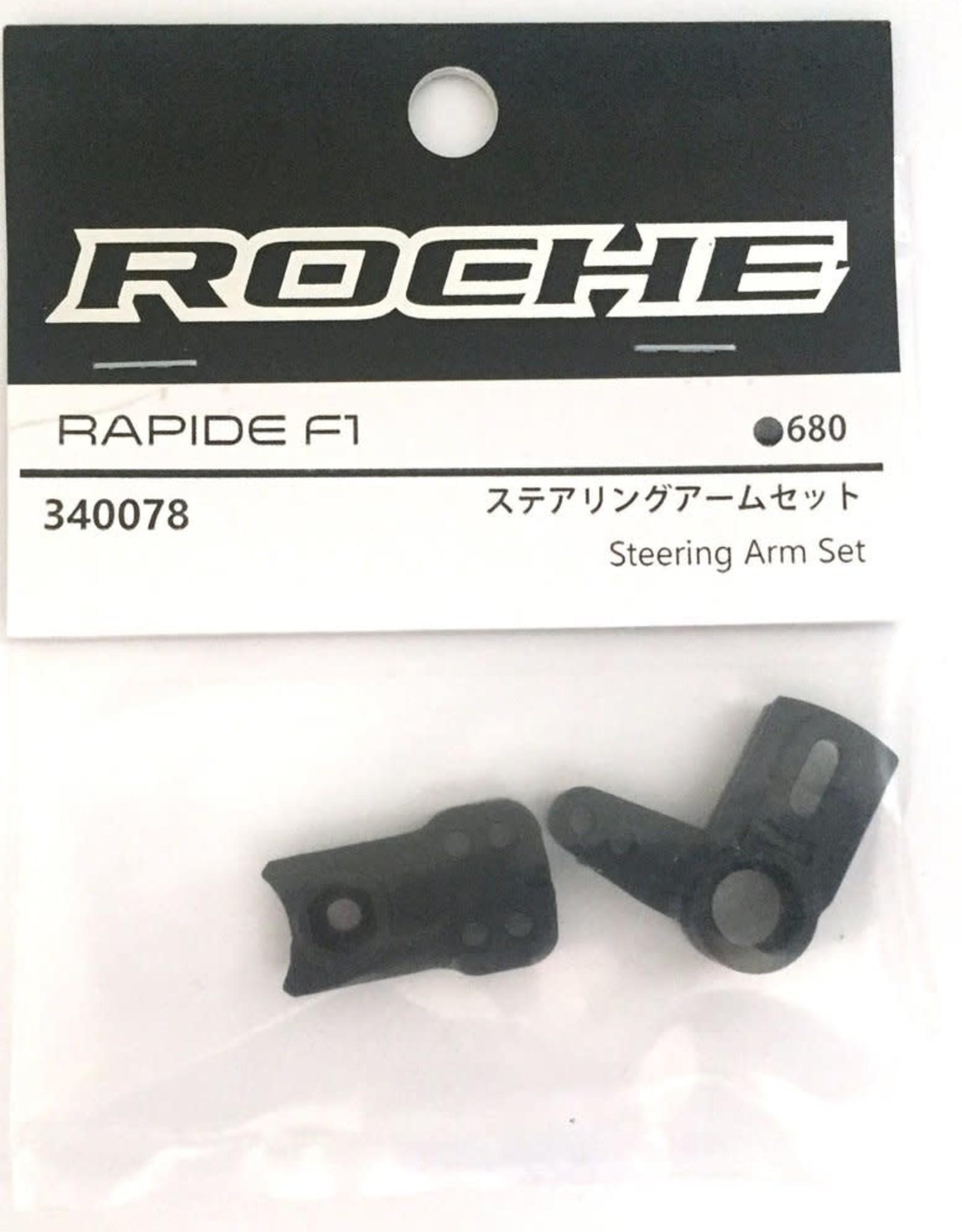 Roche Steering Arm Set, Rapide F1-16